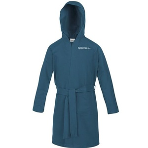 župan Speedo Bathrobe Microterry Junior Navy 68-602je0002, Speedo