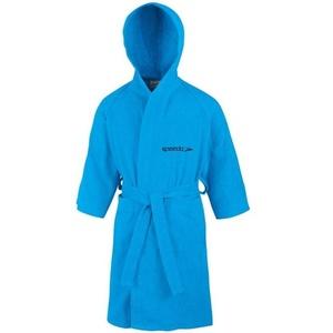 župan Speedo Bathrobe Microterry Junior Japan Blue 68-602je0003, Speedo