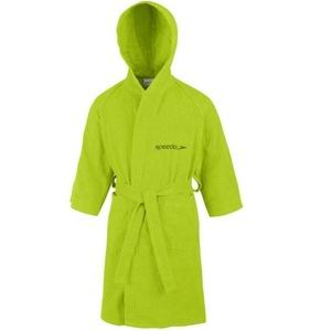 župan Speedo Bathrobe Microterry Junior Apple Green 68-602je0010, Speedo