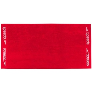Uterák Speedo Leisure Towel 100x180cm Red 68-7031e0004, Speedo