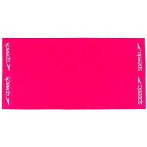 Uterák Speedo Leisure Towel 100x180cm Raspberry Fill 68-7031e0007, Speedo