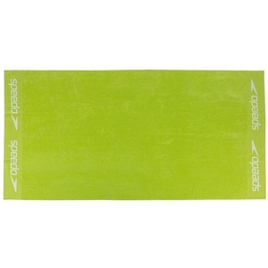 Uterák Speedo Leisure Towel 100x180cm Apple Green 68-7031e0010, Speedo