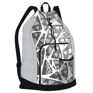 Vak Speedo Deluxe vent mesh bag xu Cage White 68-11234c363, Speedo