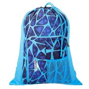 Vak Speedo Deluxe vent mesh bag xu Blue 68-11234c298, Speedo