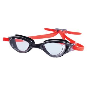 Plavecké okuliare Spokey FALCON čierno-červené, Spokey