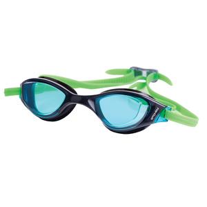 Plavecké okuliare Spokey FALCON čierno-zelené, Spokey