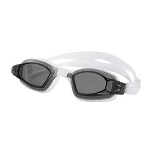 Plavecké okuliare Spokey WAVE čierne, biely opasok, Spokey