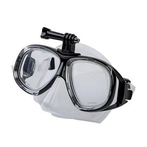 Maska na plávanie Spokey TAMUK CAMERA s úchytom na kameru, Spokey