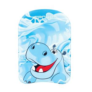 Plávacie doska Spokey HIPPO s detským motívom, Spokey