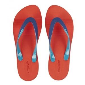 Žabky Speedo Saturate II modrá / červená 8-09061b953, Speedo