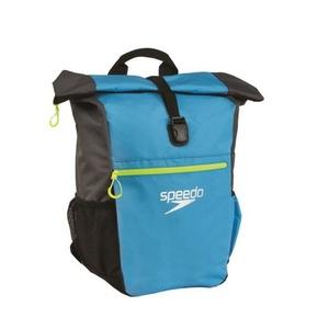 Batoh Speedo Team Rucksack III + black / blue 8-10382a670, Speedo