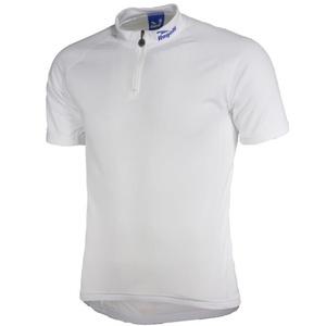 Pánsky cyklodres Rogelli Solid biely 001.900., Rogelli