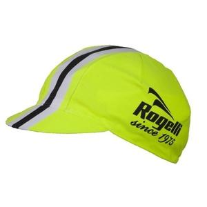 Športové šiltovka Rogelli RETRO, reflexná žltá 009.953., Rogelli