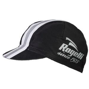 Športové šiltovka Rogelli RETRO, čierna 009.955, Rogelli
