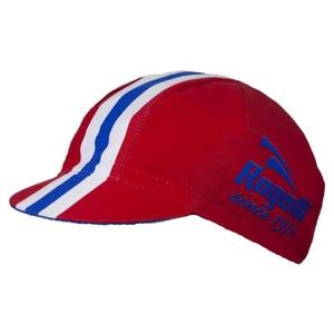 Športové šiltovka Rogelli RETRO, červená 009.955., Rogelli