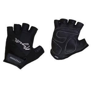 Dámske rukavice na kolo Rogelli DOLCE, čierne 010.612., Rogelli