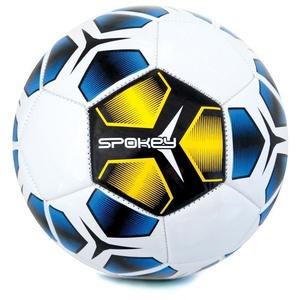 Spokey HASTE futbalový lopta veľ. 5. žlto-modrý, Spokey