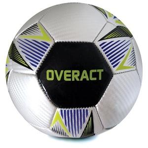 Spokey OVERACT futbalový lopta veľ. 5, čierny, Spokey