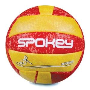 Spokey STREAK II volejbalový lopta červený veľ. 5, Spokey