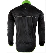 Pánska ultra light bunda Silvini GELA MJ801 black-green, Silvini
