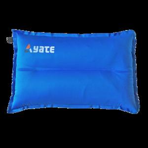 Samonafukovací vankúšik YATE modrý 43x26x9 cm, Yate