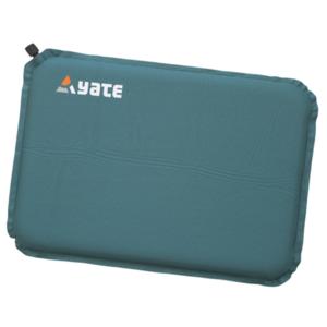 Samonafukovací sedátko YATE zelená / sivá 43x30x3.1 cm, Yate