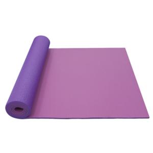 Podložka na jógu YATE yoga mat dvojvrstvová / ružová / fialová, Yate