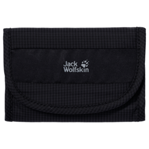 Peňaženka JACK WOLFSKIN Cashbag Wallet rfid čierna, Jack Wolfskin