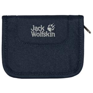 Peňaženka JACK WOLFSKIN First Class modrá, Jack Wolfskin