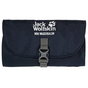 Taštička JACK WOLFSKIN Mini Waschsalon tm. modrá, Jack Wolfskin