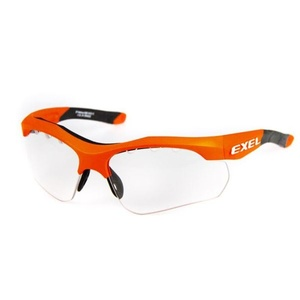 Ochranné brýleexel X100 EYE GUARD senior orange, Exel