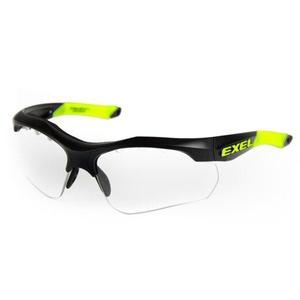 Ochranné brýleexel X100 EYE GUARD senior black, Exel