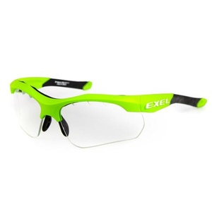 Ochranné brýleexel X100 EYE GUARD senior green, Exel