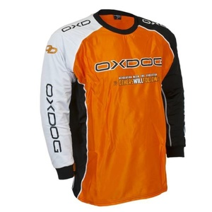 Brankárska vesta OXDOG TOUR GOALIE VEST ORANGE, Oxdog