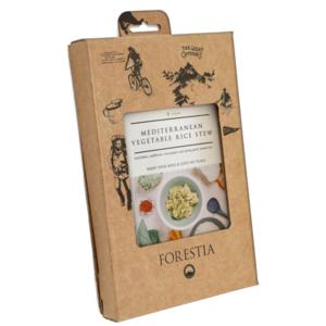 Jedlo Forestia stredomorská zelenina s dusenú ryžou (s ohrievačom), Forestia