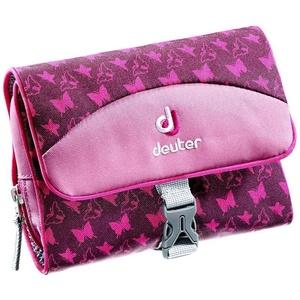 Detská toaletné taška Deuter Wash Bag Kids magenta, Deuter