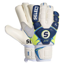 Brankárske rukavice Select Goalkeeper gloves 77 Super Grip modro žltá, Select