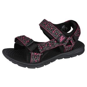 Sandále HANNAH Feet Black / Red, Hannah