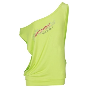 Spokey fitness top PUFF zelený, Spokey