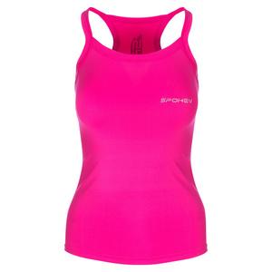 Spokey fitness top FEEL ružový, Spokey
