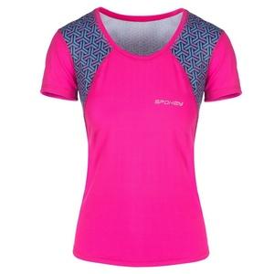 Spokey fitness triko RAIN ružové, Spokey