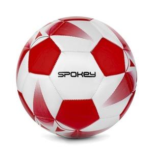 Spokey E2018 I Futbalový lopta bielo-červený veľ. 5, Spokey