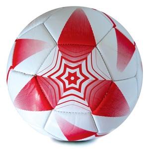 Futbalový lopta Spokey E2018 mini bielo-červený veľ. 2, Spokey