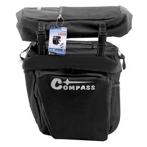 Cyklotaška na zadnou nosič Compass 3in1, Compass