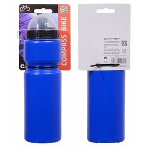 Cyklolahev Compass Bottle Blue 750ml, Compass