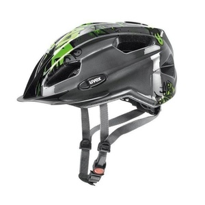 Helma Uvex Quatro Junior, anthracite-green, Uvex