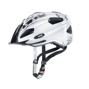 Helma Uvex Quatro Junior, white-grey, Uvex