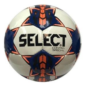 Futbalový lopta Select FB Contra Special bielo modrá, Select