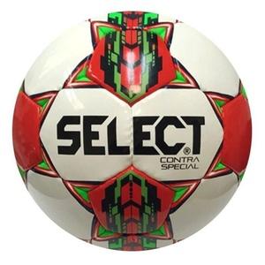 Futbalový lopta Select FB Contra Special bielo červená, Select