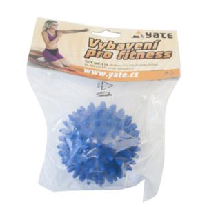 Masážny loptička Yate 90 mm modrý, Yate